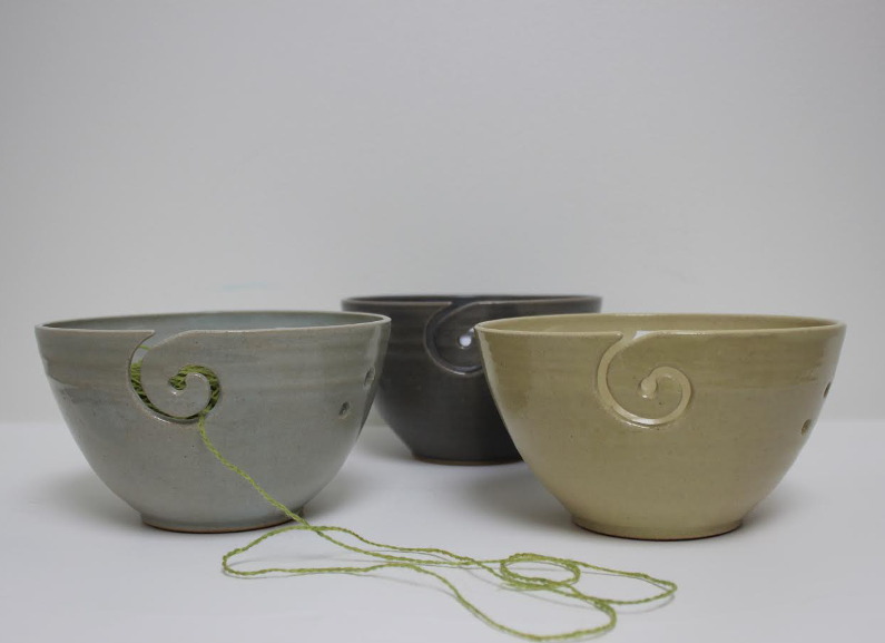 strikkeskål keramik Garnskål | Bruuns Keramik strikkeskål keramik