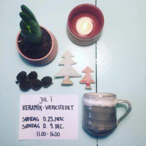Jul i Keramikværkstedet @ Bruuns Keramik